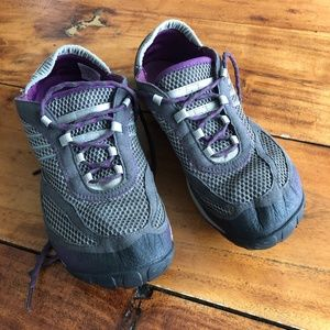 Merrell Barefoot Pace Glove Dark Shadow Shoes